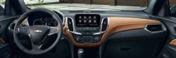 Chevy Equinox dashboard