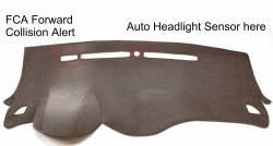 Chevy Trax dash cover