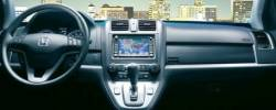 Honda CRV Dashboard