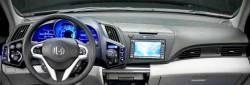 Honda CRZ dashboard