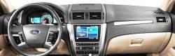 Ford Fusion dashboard