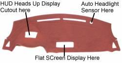 Mazda CX-3 dash cover