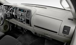 Silverado dash version 2 Glove Boxes