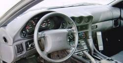 Dodge Stealth dashboard