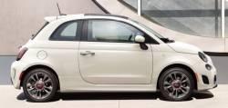 Fiat 500 2 Door