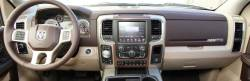 Dodge Ram Pickup dashboard