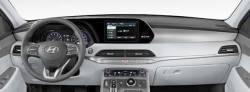 Hyundai Palisade dash cover