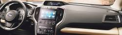 Subaru Ascent dashboard