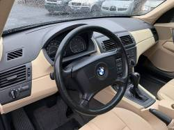 BMW X3 dashboard version No NAV