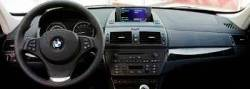 BMW X3 dashboard version With NAV