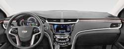 Cadillac XTS dashboard