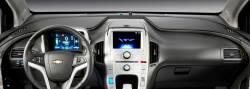 Chevy Volt dashboard