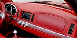 DashCare by Seatz Mfg - Chevrolet SSR 2003-2006 -  DashCare Dash Cover