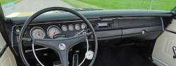 Plymouth Roadrunner dashboard 1970