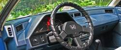Honda Civic CRX dashboard