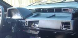 Honda Civic Si Hatchback dashboard