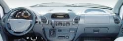 Dodge Sprinter Van dashboard