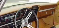 Chevrolet Impala dashboard