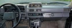 Toyota 4Runner dashbaord version with Inclinometer