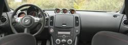 Nissan 370Z dashboard