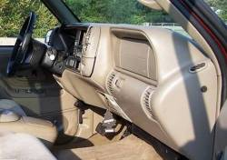 Chevy Full Size Pickup dashboard