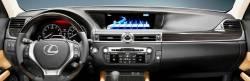Lexus GS Series dashboard