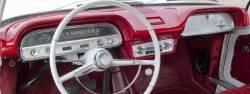Chevy Corvair dashboard
