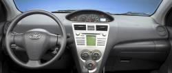Toyota Yaris 4 Door Sedan dashboard