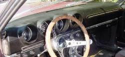Ford Torino dashboard