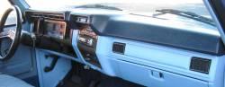 Ford F Series pickup dashboard