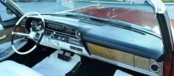 Cadillac Eldorado dashboard