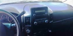 Nissan Titan dashboard version 09-122 Small display that rises above dash and No Bin