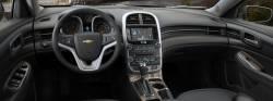 Limited Model Malibu dashboard