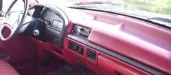 Ford Pickup dashboard