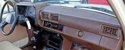 Toyota 4Runner Pickup type No Inclinometer dashboard version