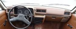 DashCare by Seatz Mfg - Honda Civic 1980-1981 Hatchback & Wagon - DashCare Dash Cover