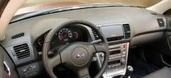 2005 Subaru Legacy dashboard