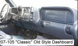 "GMC Sierra ""Classic"" Dashboard"