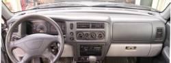 Mitsubishi Montero Sport dashboard No Gauge package version