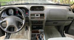 Montero dashboard version with Inclinometer Gauge package