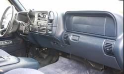 Chevy Tahoe Limited & Z71 dashboard