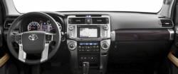 Toyota 4Runner dashboard