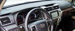 Toyota 4Runner dashboard side view