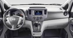 Nissan NV200 Small Van dashboard