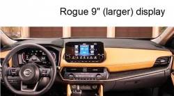"Nissan Rogue 9"" Display"