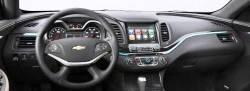 Chevy Impala dashboard