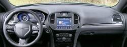 Chrysler 300 dashboard