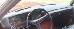 Plymouth Fury dashboard