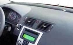 Volvo C70 dashboard version No Pop Up center display