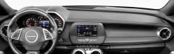 Chevy Camaro dashboard